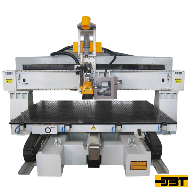 Movable Work table Engraving Machine