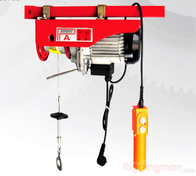 Electric Wire Rope Hoist,mini