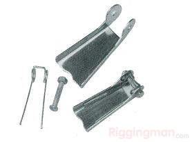 Hook Latch SS-4055