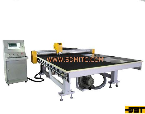 CNC Glass Cutting Machine, Automatic